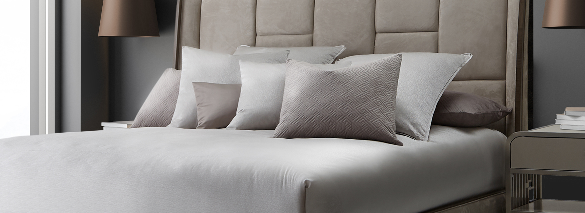 With Dozens Of Luxury Bedding Ensembles, Throws And Decorative Pillows To  Choose From, You Are Sure To Find Something That Fits Your Style.
